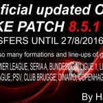 آپدیت نقل و انتقالات 6 شهریور SMoKE Patch 8.5.1