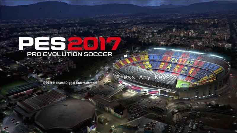 گزارشگر انگلیسی V3 برای PES 2017