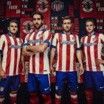 فیس بازیکنان Atlético Madrid درpes 2017 برای pes 2016