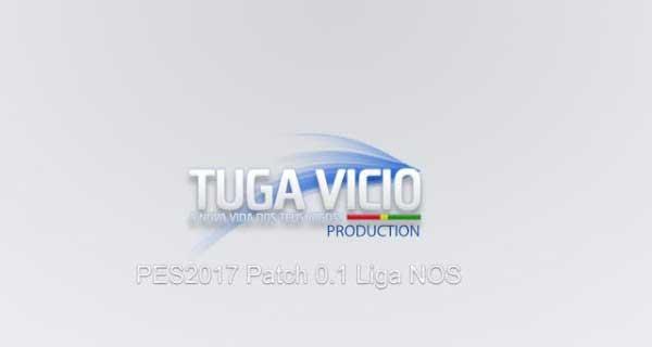 پچ Tugavicio 0.1 برای PES 2017