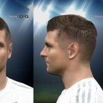 فیس جدید Toni Kroos برای Pes 2016