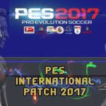 پچ PesInternationalPatch v0.1 Beta برای PES 2017