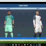 کیت سوم بارسلونا برای PES 2017(قابل نصب روی دمو)