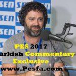 گزارش جذاب ترکی برای PES 2017