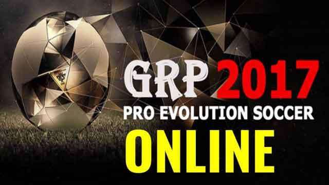 پچ GRP مخصوص بازی آنلاین برای pes 2017