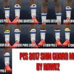 ساق بند های جدید برای pes 2017