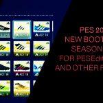 پک کفش 2017 برای PES 2013