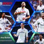 استارت اسکرین رئال مادرید برای PES 2017 (درخواستی کاربران)