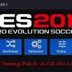 دانلود Pes Tuning Patch 2017 v1.02.00.1.00.1 برای PES 2017