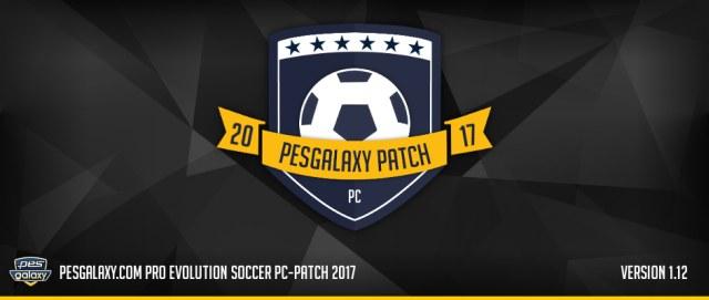 آپدیت پچ Pesgalaxy ورژن 1.12 برای PES 2017