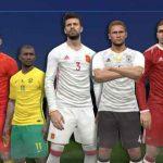 کیت پک جدید تیم ملی برای pes 2017