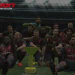 کاپ های قهرمانی برای لیگ ایتالیا در PES 2017