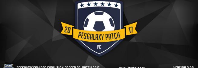 پچ PESGalaxy 2.00 AIO برای PES 2017(آموزش ویدیویی اختصاصی سایت اضافه شد)