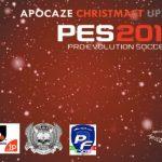 پچ کریسمس Apocaze 2.1 برای PES 2017 (همراه با تتو )