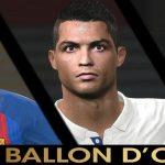 فیس پک FIFA Ballon D'or برای PES 2017