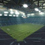 استادیوم Friends Arena برای PES 2017