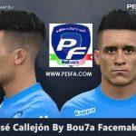 فیس جدید Callejón برای PES 2017
