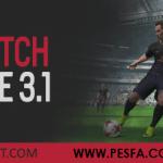 پچ PTE v3.1 برای PES 2017 + استادیوم پک