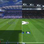 ورزشگاه Stamford Bridge (چلسی) برای PES 2017