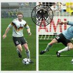 کیت کلاسیک تیم آلمان برای pes 2013