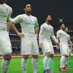 کیت خانگی 2018 Real Madrid برای pes 2017
