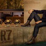 پک استارت اسکرین 2تایی کریستیانو رونالدو با توپ طلا برای PES 2017 (درخواستی کاربران)