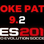 آپدیت پچ Smoke 9.2.2 برای PES 2017
