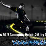 پچ گیم پلی 2.0 توسط Alex برای PES 2017