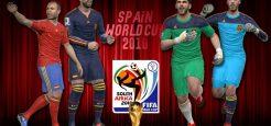 کیت پک جام جهانی 2010 اسپانیا برای PES 2017