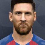 فیس جدید Messi برای PES 2017