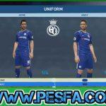کیت پک 2017/2018 Chelsea برای PES 2017
