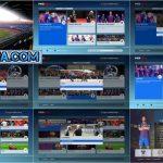منو گرافیکی جدید Barcelona برای PES 2017