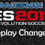 Gameplay Changer V1.1 برای PES 2017