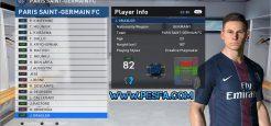 آپشن فایل جدید برای پچ PES Professionals v2.1