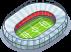 پک 5 استادیوم برای PES2017