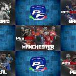 پک استارت اسکرین پنج تایی برای PES 2017