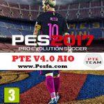 پچ PTE v4.0 AIO + Fix برای PES 2017