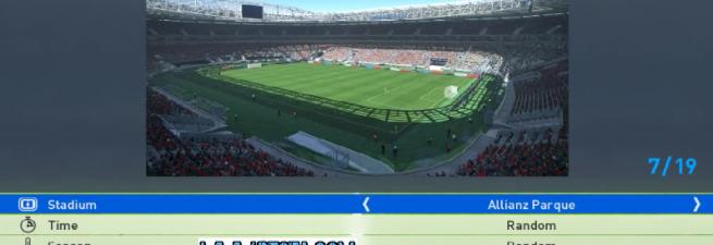 باز کردن استادیوم های Anfield , Signal Iduna Park و Allianz Parque برای PES 2017