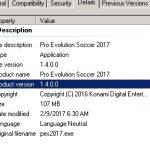 کرک جدید 1.04 برای PES 2017 (نسخه جدید اضافه شد)