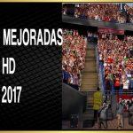تماشاگران جدید HD برای PES 2017