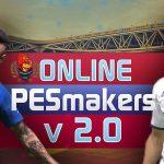 پچ با کیفیت Online PESmakers path v2.0 + Fix برای PES 2017