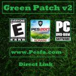 پچ محبوب GreenPatch V2.0 برای PES 2017