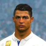 فیس و مو جدید Cristiano Ronaldo برای PES 2017