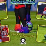 SweetFX + Reshade برای PES 2017
