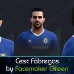 فیس جدید Fàbregas برای pes 2013