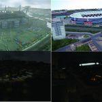 آپدیت نمای بیرونی استادیوم برای pes 2017