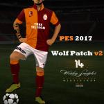 WolfPatch v2 AIO +Fix برای PES 2017(با حجم 11 گیگابایت و 2300 فیس!)
