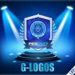 نسخه نهایی پک لوگو G-Logos v1.7 برای PES 2017