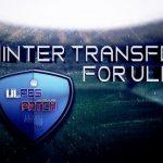 نقل و انتقالات زمستانی + فیس های دیتاپک 3 برای پچ ULPES