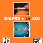پچ حجیم BMPES 14.00 AIO برای PES 2013 (سریال نصب اضافه شد)
